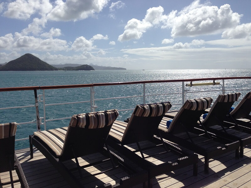 best cruise lines for adults to Caribbean